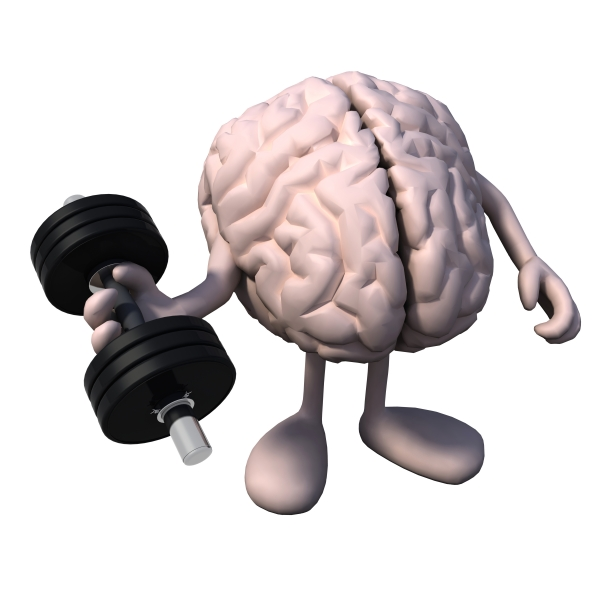 6170921-brain-organ-with-arms-and-legs-weight-training